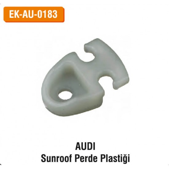 AUDI Sunroof Perde Plastiği   EK-AU-0183