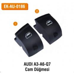 AUDI A3-A6-Q7 Cam Düğmesi | EK-AU-0186