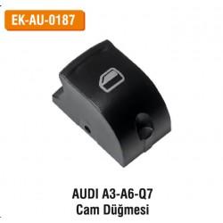AUDI A3-A6-Q7 Cam Düğmesi | EK-AU-0187