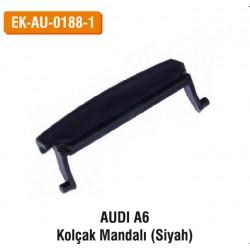 AUDI A6 Kolçak Mandalı (Siyah) | EK-AU-0188-1