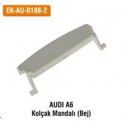 AUDI A6 Kolçak Mandalı (Bej) | EK-AU-0188-2