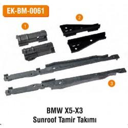 BMW X5-X3 Sunroof Tamir Takımı | EK-BM-0061