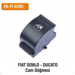 FIAT DOBLO-DUCATO Cam Düğmesi | EK-FI-0265