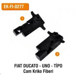 FIAT DUCATO-UNO-TİPO Cam Kriko Fiberi | EK-FI-0277