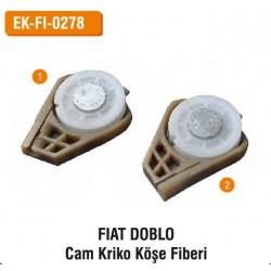 FIAT DOBLO Cam Kriko Köşe Fiberi   EK-FI-0278