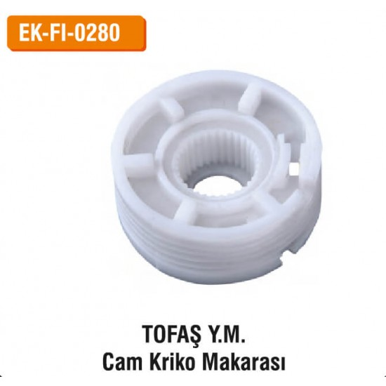 TOFAŞ Y.M. Cam Kriko Makarası   EK-FI-0280