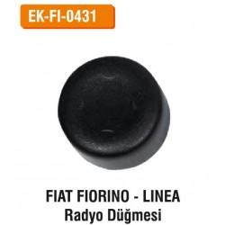 FIAT FIORINO - LINEA Radyo Düğmesi | EK-FI-0431