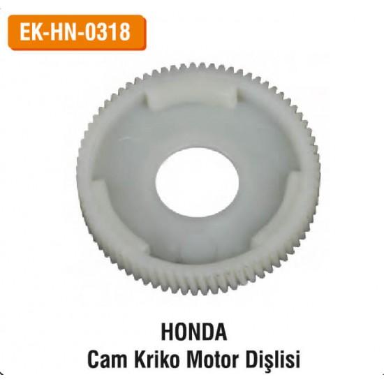 HONDA Cam Kriko Motor Dişlisi   EK-HN-0318