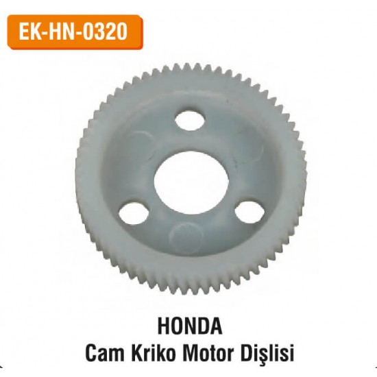 HONDA Cam Kriko Motor Dişlisi   EK-HN-0320