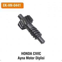 HONDA CIVIC Ayna Motor Dişlisi | EK-HN-0441
