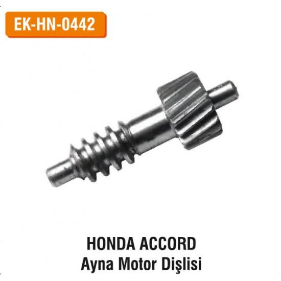 HONDA ACCORD Ayna Motor Dişlisi   EK-HN-0442