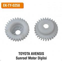 TOYOTA AVENSIS Sunroof Motor Dişlisi | EK-TY-0258