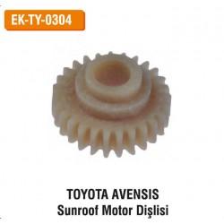 TOYOTA AVENSIS Sunroof Motor Dişlisi | EK-TY-0304