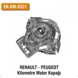 RENAULT - PEUGEOT Kilometre Motor Kapağı | EK-KM-0331