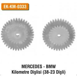 MERCEDES-BMW Kilometre Dişlisi (38-23 Dişli) | EK-KM-0333