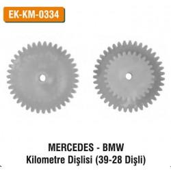 MERCEDES-BMW Kilometre Dişlisi (39-28 Dişli) | EK-KM-0334