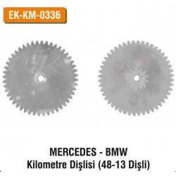 MERCEDES-BMW Kilometre Dişlisi (48-13 Dişli) | EK-KM-0336