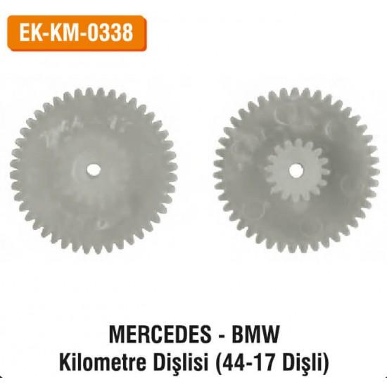 MERCEDES-BMW Kilometre Dişlisi ( 44-17 Dişli ) | EK-KM-0338