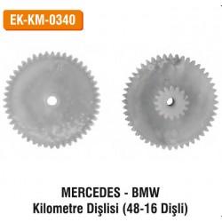 MERCEDES-BMW Kilometre Dişlisi (48-16 Dişli) | EK-KM-0340