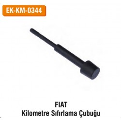 FIAT Kilometre Sıfırlama Çubuğu | EK-KM-0344