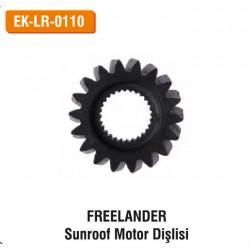 FREELANDER Sunroof Motor Dişlisi | EK-LR-0110