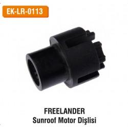 FREELANDER Sunroof Motor Dişlisi | EK-LR-0113