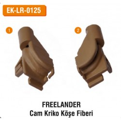 FREELANDER Cam Kriko Köşe Fiberi | EK-LR-0125