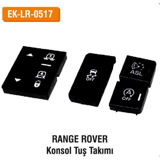RANGE ROVER Konsol Tuş Takımı | EK-LR-0517