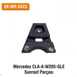 MERCEDES CLA-A-W205-GLE Sunroof | EK-MR-0423