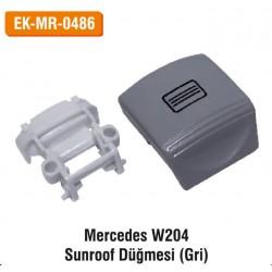 Mercedes W204 Sunroof Düğmesi | EK-MR-0486