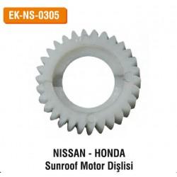 NISSAN-HONDA Sunroof Moto Dişlisi | EK-NS-0305