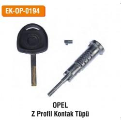 OPEL Z Profil Kontak Tüpü | EK-OP-0194
