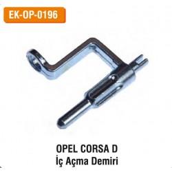 OPEL CORSA D İç Açma Demiri | EK-OP-0196