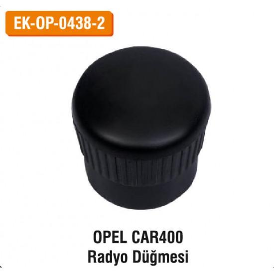 OPEL CAR400 Radyo Düğmesi | EK-OP-0438-2