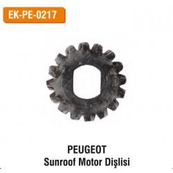 PEUGEOT Sunroof Motor Dişlisi | EK-PE-0217