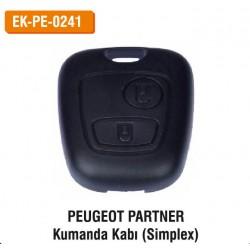 PEUGEOT PARTNER Kumanda Kabı (Simplex) | EK-PE-0241