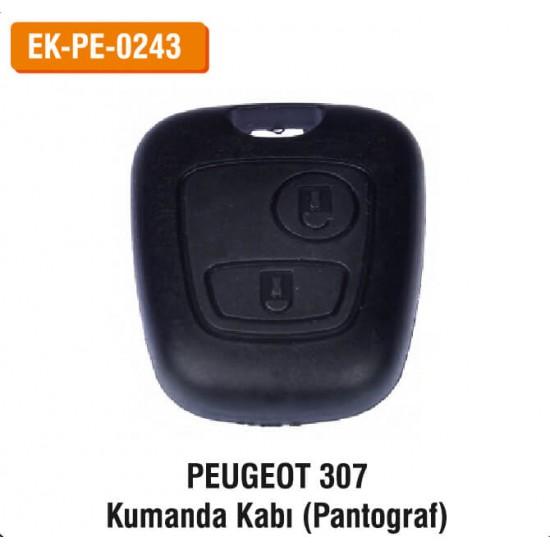 Peugeot 307 Kumanda Kabı (Pantograf)   EK-PE-0243