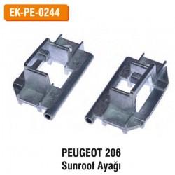 PEUGEOT 206 Sunroof Ayağı | EK-PE-0244