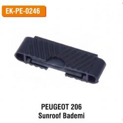PEUGEOT 206 Sunroof Bademi | EK-PE-0246