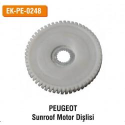 PEUGEOT Sunroof Motor Dişlisi | EK-PE-0248