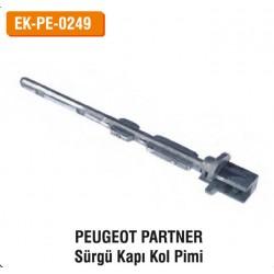 PEUGEOT PARTNER Sürgü Kapı Kol Pimi | EK-PE-0249