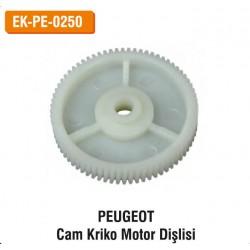 PEUGEOUT Cam Krikp Motor Dişlisi | EK-PE-0250