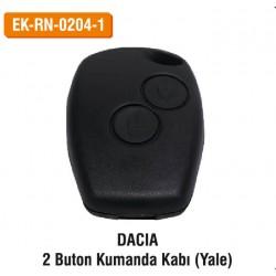 DACIA 2 Buton Kumanda Kabı (Yale) | EK-RN-0204-1