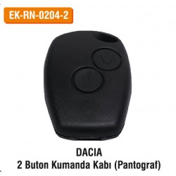 DACIA 2 Buton Kumanda Kabı (Pantograf) | EK-RN-0204-2