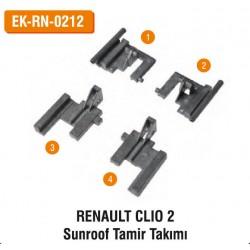 RENAULT CLIO 2 Sunroof Tamir Takımı   EK-RN-0212
