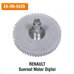 RENAULT Sunroof Motor Dişlisi   EK-RN-0429