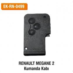 RENAULT MEGANE 2 Kumanda Kabı | EK-RN-0499