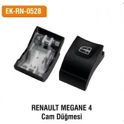 RENAULT MEGANE 4 Cam Düğmesi   EK-RN-0528