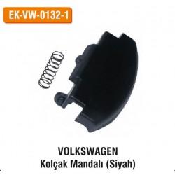 VOLKSWAGEN Kolçak Mandalı (Siyah) | EK-VW-0132-1