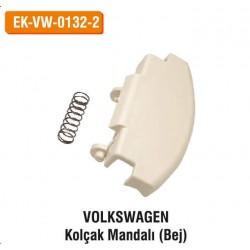 VOLKSWAGEN Kolçak Mandalı (Bej) | EK-VW-0132-2